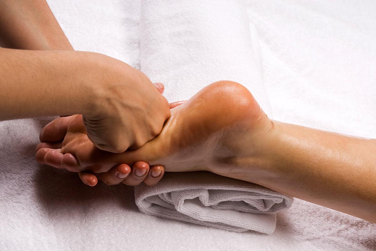 Thai Fuss Massage